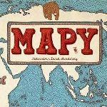 """Dobra książka – """"Mapy"""" Mizielińskich thumbnail"""