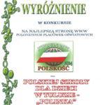 Le prix pour Polinka au concours pour le meilleur site internet ! thumbnail